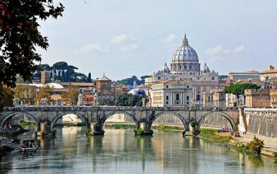 โรม ศูนย์กลางของอิตาลี
