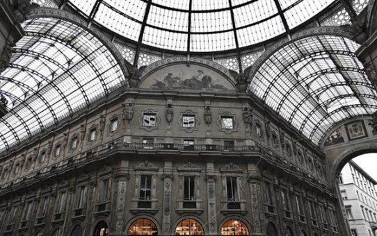 เมืองมิลานได้ขึ้นชื่อว่าร่ำรวยที่สุดในอิตาลี