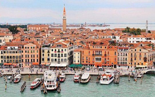 เวนิส เมืองที่เต็มไปด้วยเกาะ