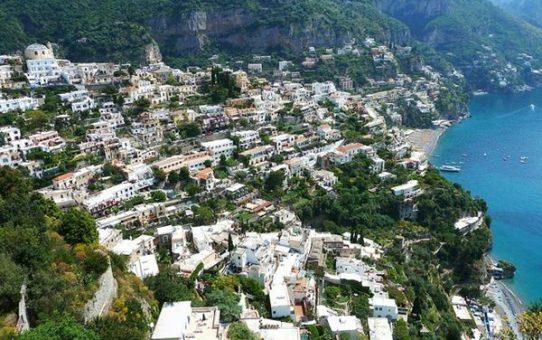 เมือง Amalfi Coast แห่งแคว้น กัมปาเนีย