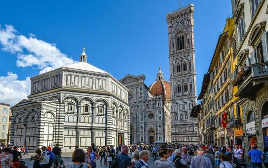 เสน่ห์ของสิ่งก่อสร้างในอิตาลี