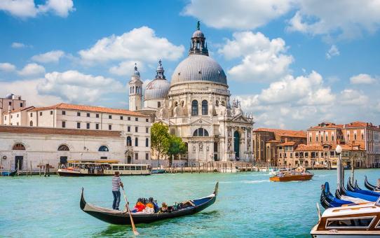เวนิสสถานที่ท่องเที่ยวในอิตาลีความสวยงามระดับโลก